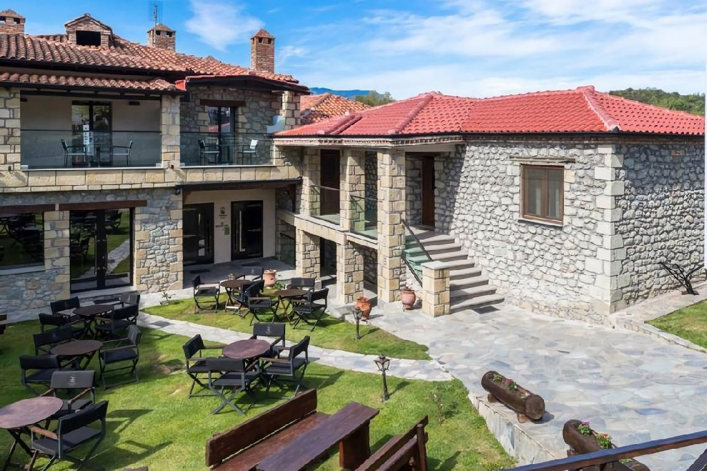 Hotel Tsikeli Meteora - Adults Only